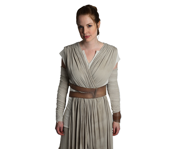 Anovos Star Wars: The Force Awakens Rey Jakku Ensemble