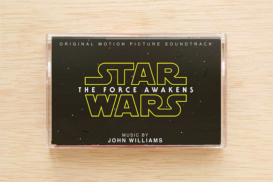 Buy The Star Wars: The Force Awakens Soundtrack… On Cassette