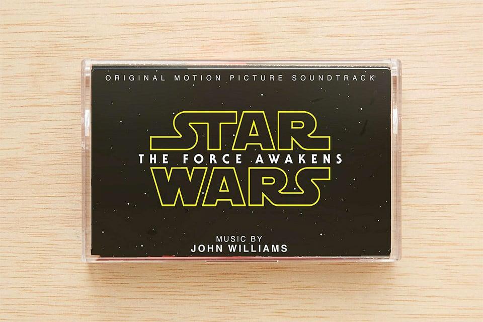 Buy The Star Wars: The Force Awakens Soundtrack… On Cassette
