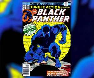The History of Black Panther