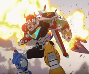 First Trailer for Voltron: Legendary Defender Netflix Series