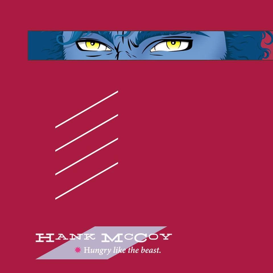 X-Men: Apocalypse Retro Album Covers
