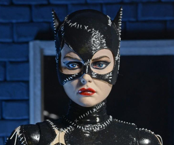 NECA Batman Returns Catwoman 1/4 Scale Action Figure