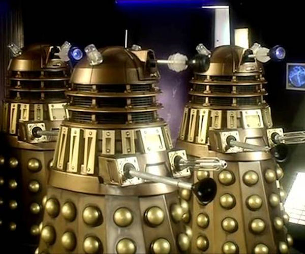 One Dalek is Actually Helping Humanity