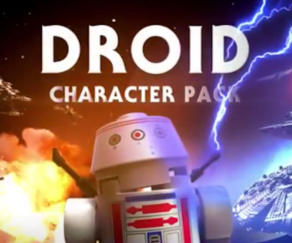 This LEGO: The Force Awakens Trailer Is All About the Droids