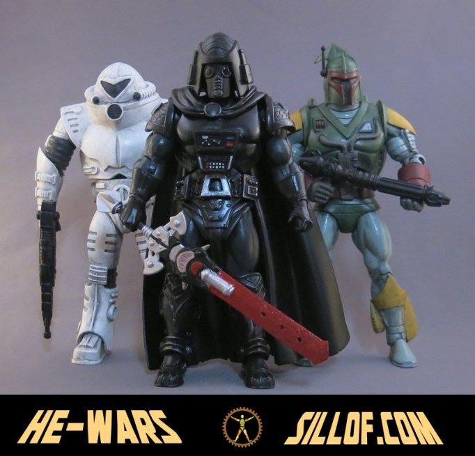 HE-MAN x Star Wars Action Figures