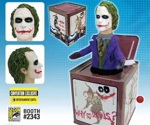 The Dark Knight Joker in the Box
