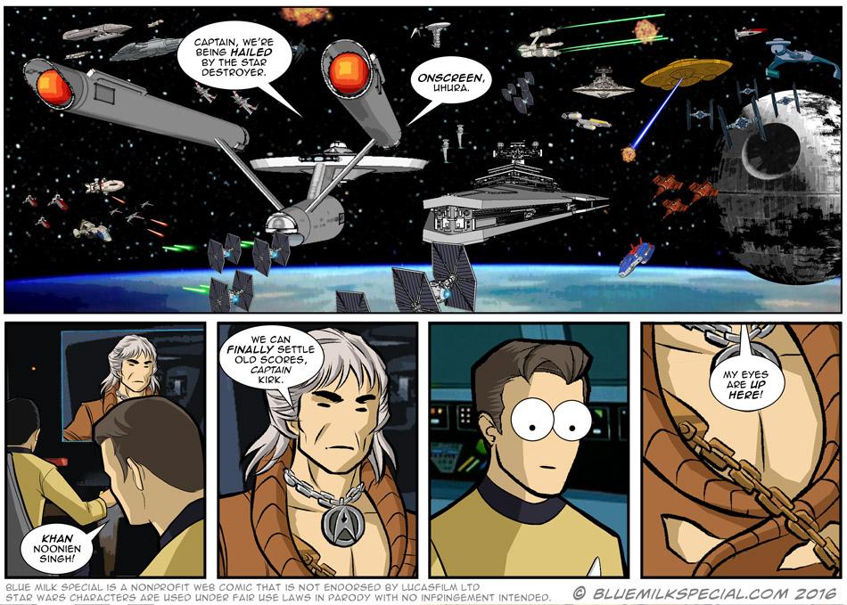 Star Trek II: The Chest of Khan