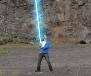Long Lightsabers: Episode One