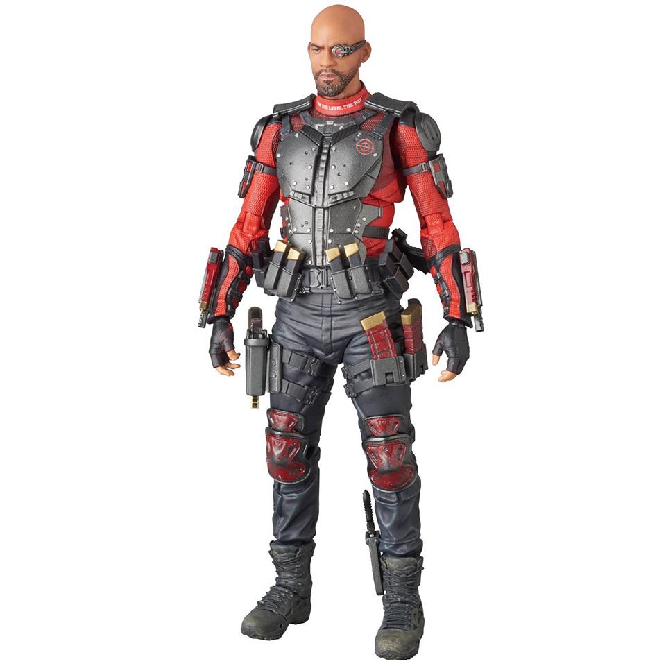 Medicom MAFEX Suicide Squad Deadshot Action Figure