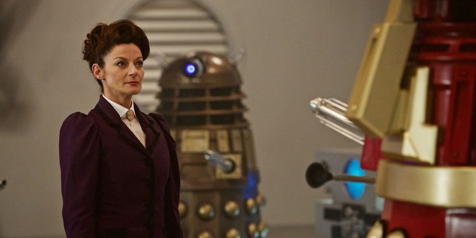 Missy Back for Doctor Who Season 10