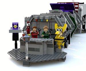 Robot Roll Call: MST3K LEGO Set