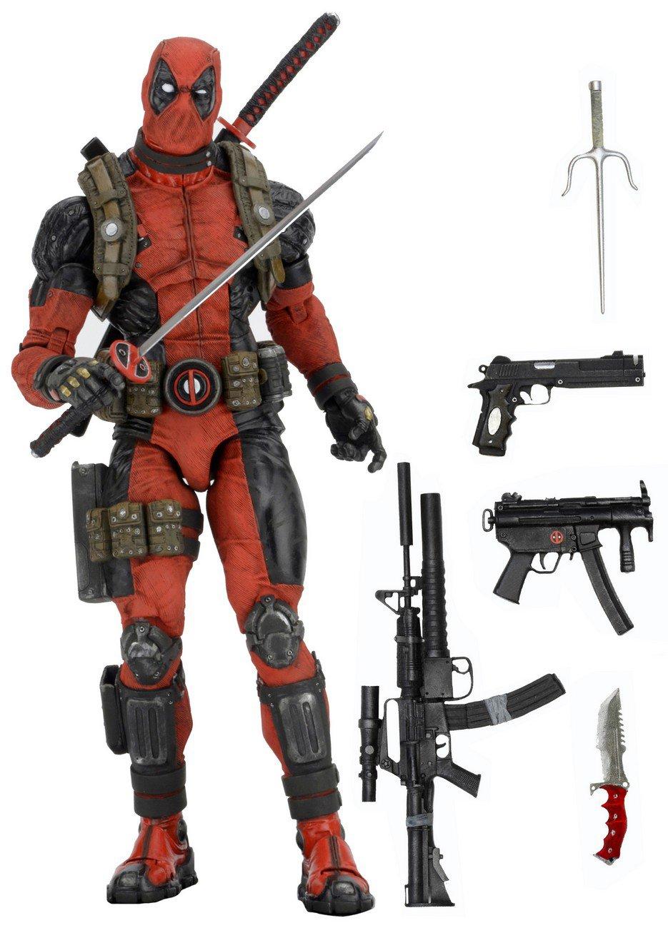 NECA Deadpool 1/4 Scale Action Figure