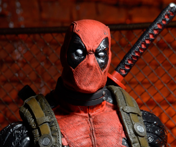 NECA Deadpool 1/4 Scale Action Figure