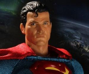 Mezco Toyz One:12 Collective Classic Superman Action Figure