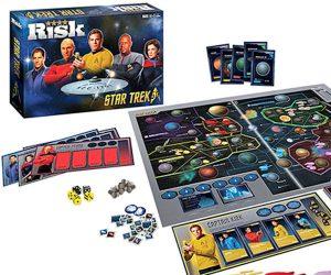 Star Trek Risk: Captain vs. Captain