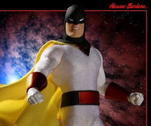 Mezco Space Ghost 1/12 Scale Action Figure