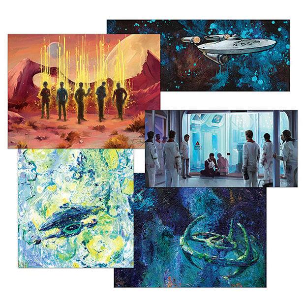 Star Trek Fine Art Prints