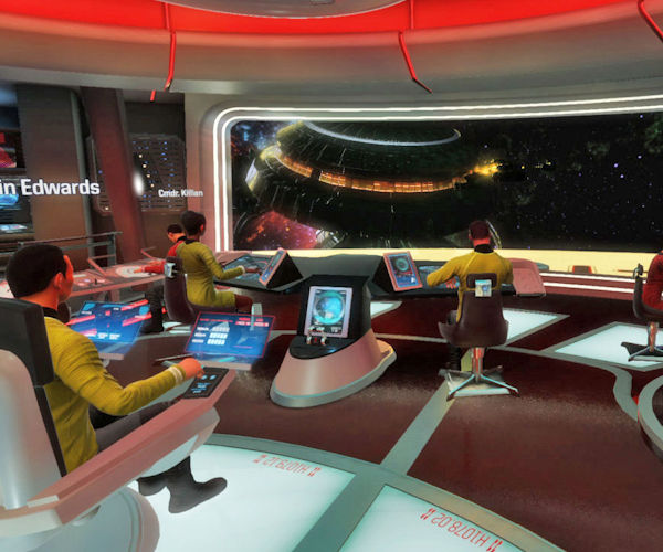 Star Trek VR Game Is Coming This Fall