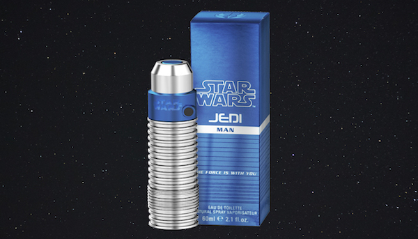 Star Wars Lightsaber Perfume: Smell Like a Jedi