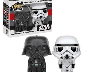 Funko Star Wars Salt & Pepper Shakers