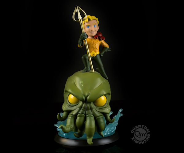 Aquaman & Cthulhu SDCC Exclusive Figure