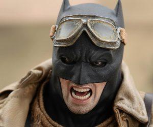 Hot Toys BvS Knightmare Batman 1/6 Scale Action Figure