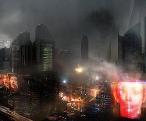 Blade Runner 2 Concept Art Revealed