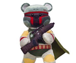 Build-A-Bear Boba Fett