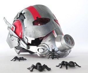 Make Your Own Ant-Man Helmet