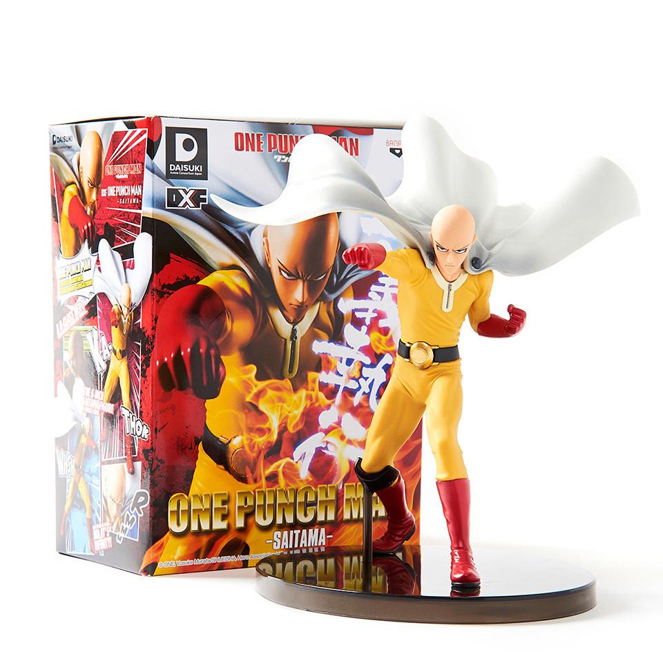 DXF One Punch Man Saitama figure