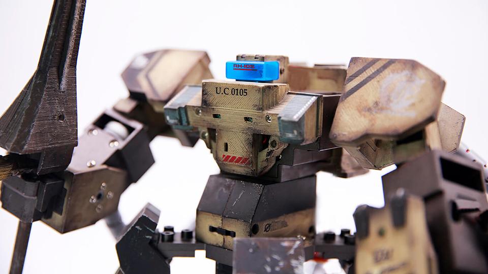Робот ганкер своими руками 70