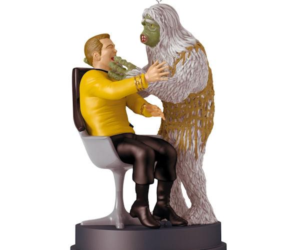 Star Trek: The Man Trap Hallmark Ornament