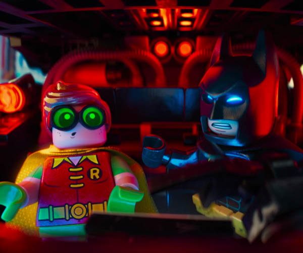 SDCC Trailer for The LEGO Batman Movie Reveals Robin