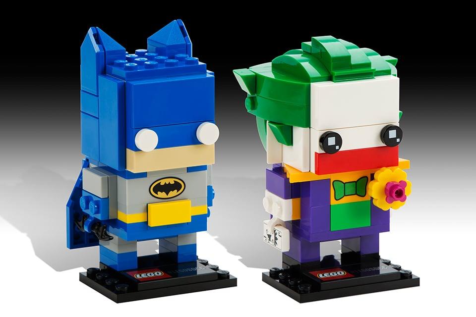 LEGO BrickHeadz 2016 SDCC Exclusives