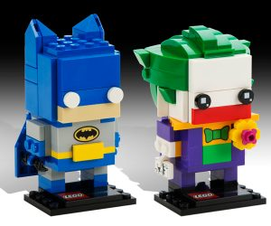 LEGO BrickHeadz 2016 SDCC Exclusives