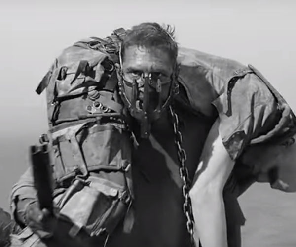 George Miller's Black and White Mad Max: Fury Road Is Coming