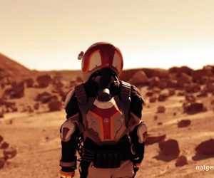 Mars Miniseries Extrapolates Manned Mission to the Red Planet
