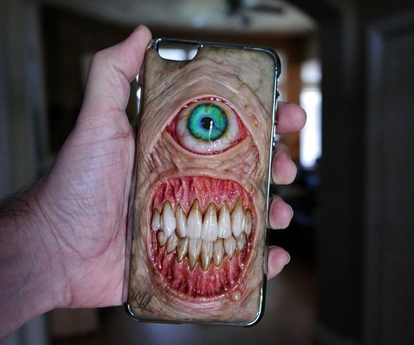 Morgans Mutations Monster Phone Cases