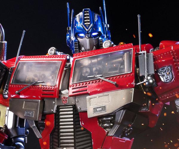 Prime 1 Studio Premium Masterline Optimus Prime G1 Statue