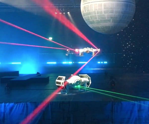 Propel Star Wars Battle Quads Quadcopters