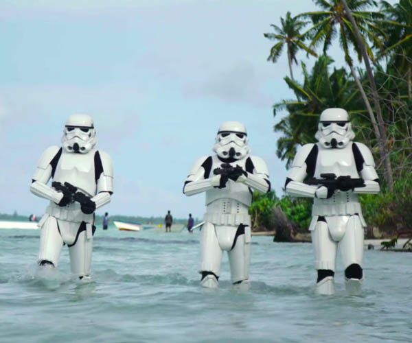 Rogue One: A Star Wars Story Drops Awesome BTS Footage