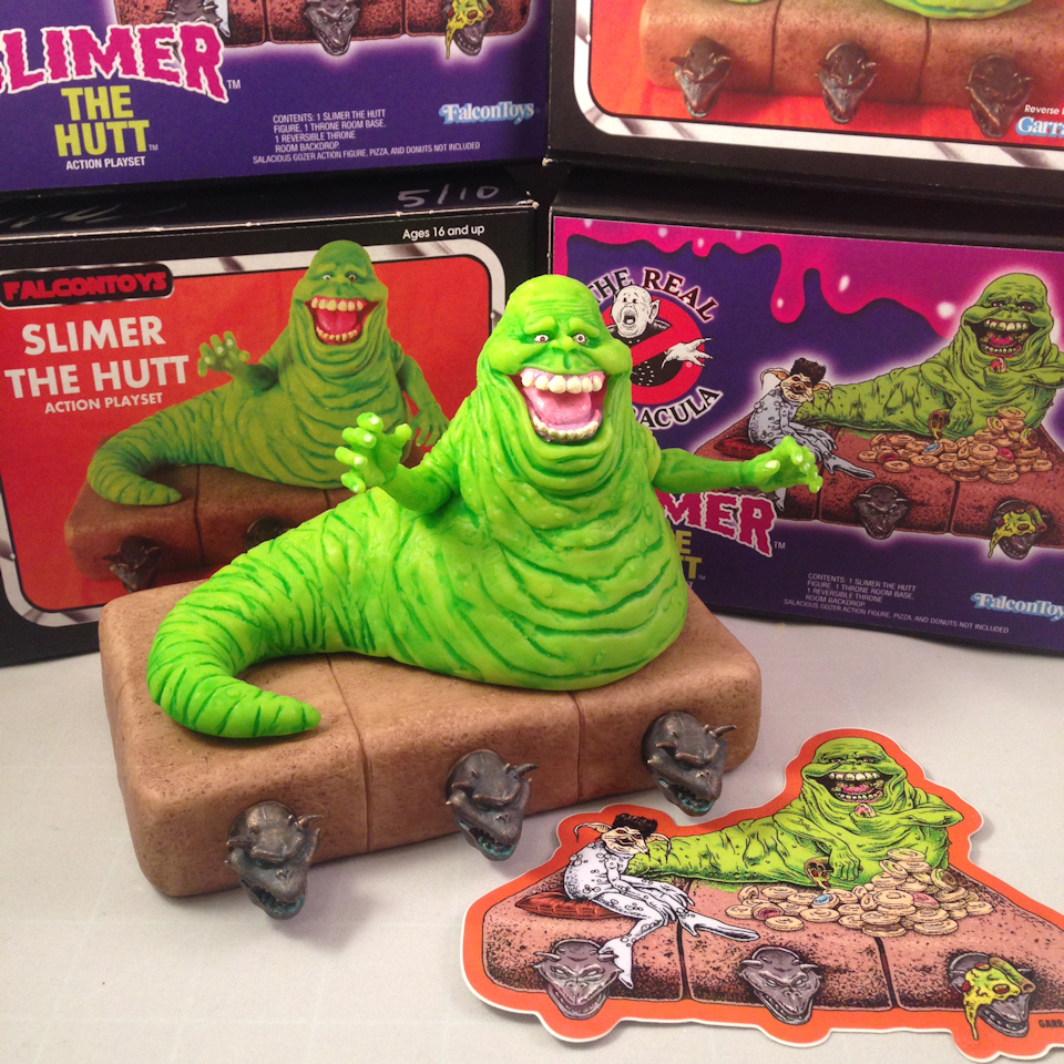 Slimer the Hutt Is Simply Perfect