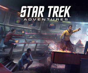 New Star Trek RPG Is Coming: Star Trek Adventures