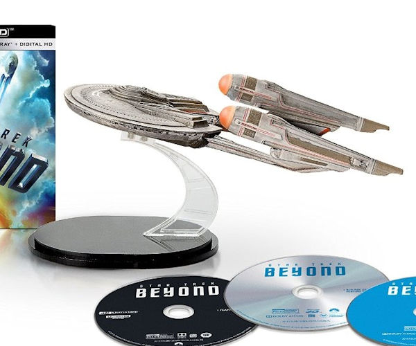 Star Trek Beyond Blu-ray to Come with USS Franklin Model