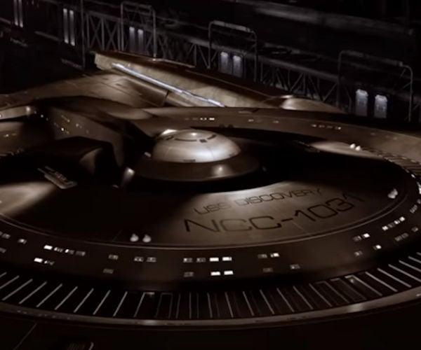 Star Trek: Discovery Ship Teased