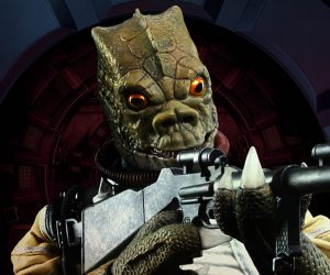 Sideshow Collectibles Star Wars Bossk 1/6 Scale Action Figure
