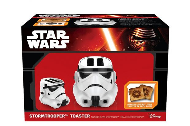 Star Wars Stormtrooper Toaster Mightymega