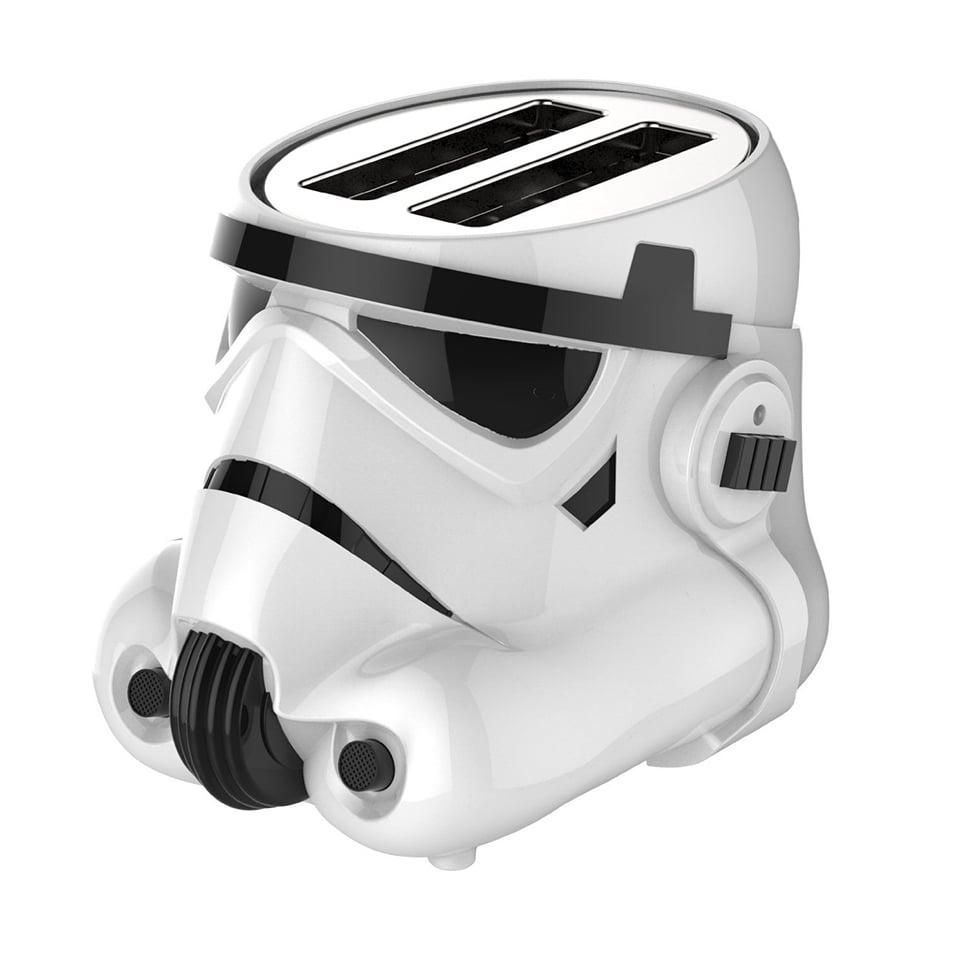 Star Wars Stormtrooper Toaster Mightymega