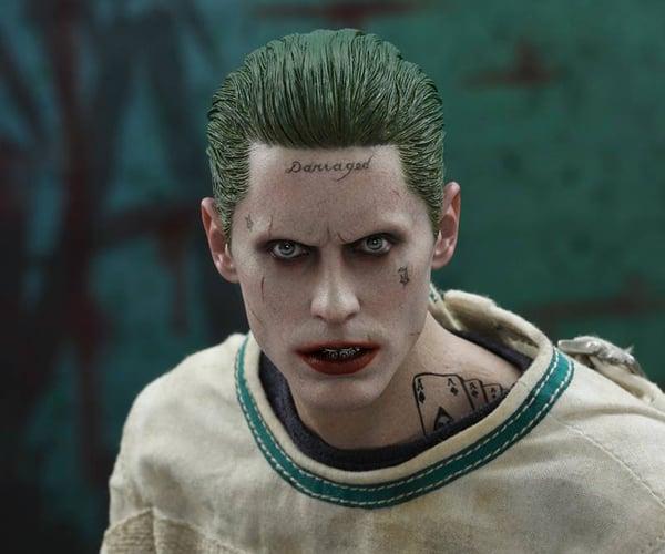 Hot Toys Suicide Squad the Joker Arkham Asylum 1/6 Scale Figure